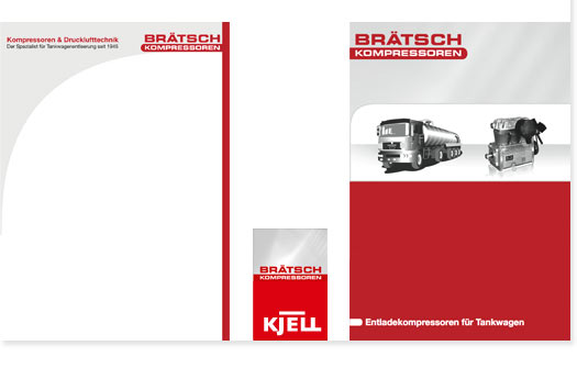Brätsch Corporatedesign - Kommunikationsmittel - KJELLDESIGN© Hamburg